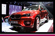 Booking: Презентация BMW X6